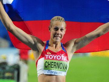 Чернова – победительница Мирового вызова ИААФ по многоборьям