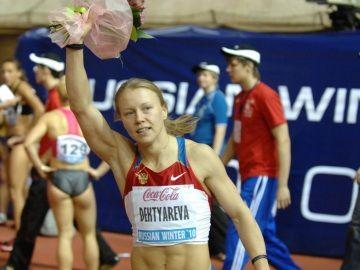 Звезды барьерного спринта на «Русской зиме»