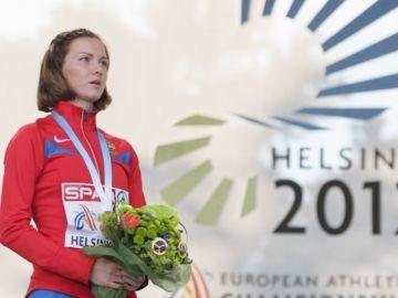 Головкина — чемпионка Европы!