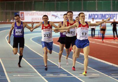 Холмогоров и Шухтуева – чемпионы России