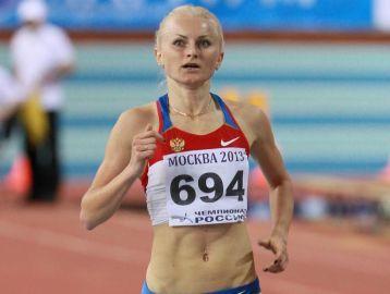 Киреева и Смирнов — первые чемпионы России!