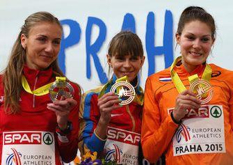 Елена Коробкина – чемпионка Европы!