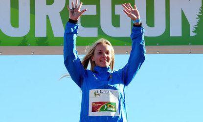 Лутковская – лучшая спортсменка июля!