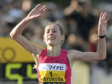 Майорова выиграла в Йокогаме