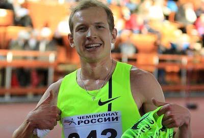 Егор Николаев – первый чемпион