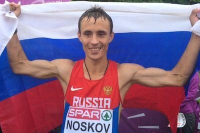 Бронзовый финиш Носкова