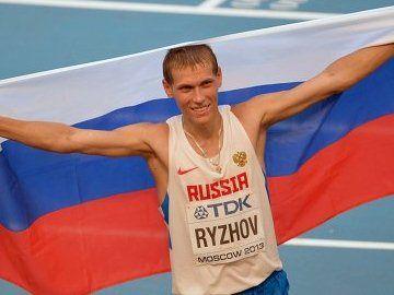 Михаил Рыжов – чемпион России