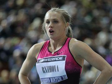 Рыжова – двукратная чемпионка России