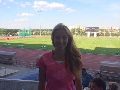 Голосуем за Кристину Сивкову!