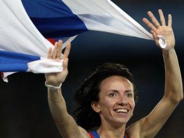 Савинова – спортсменка года в Европе