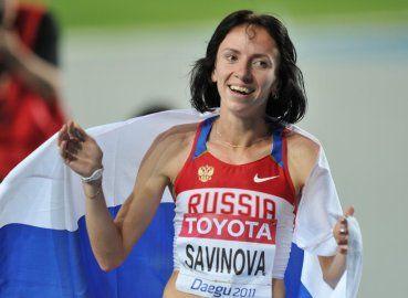 Савинова сделала невозможное!