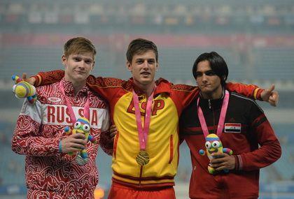 Серебряный прыжок Щербакова