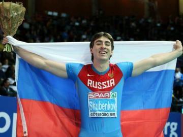 Золотой Шубенков!