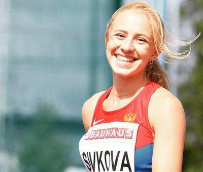 Любимые 60 метров Кристины Сивковой