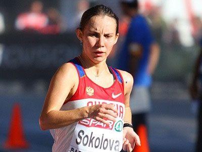 Вера Соколова – чемпионка страны!
