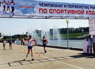 Денис Стрелков – победитель чемпионата России!