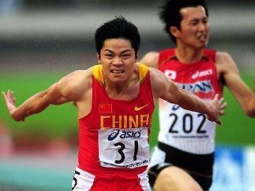 Чемпионат Китая. Мужчины