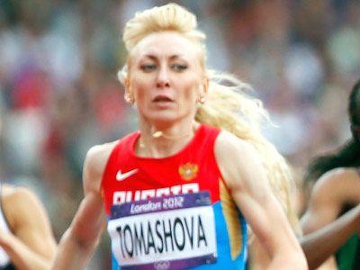 Томашова в финале!