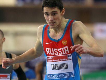 Павел Тренихин – первый победитель «Русской зимы»