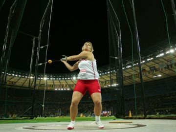 IAAF Hammer Throw Challenge