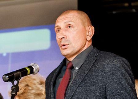 Сергею Клевцову — 55!