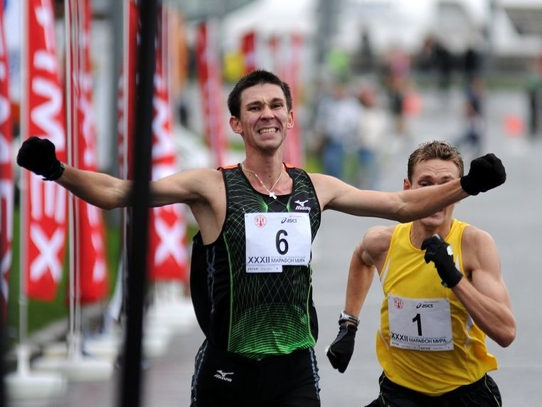 Чемпионат России по марафону и другие пробеги