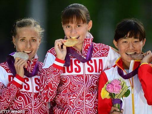 Лашманова и Каниськина — лучшие в ходьбе на 20 км