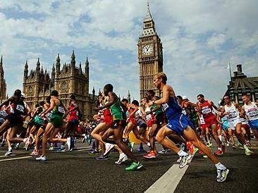Олимпийский марафон