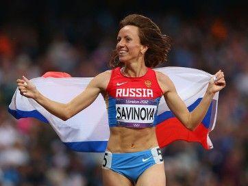 Блестящая победа Савиновой