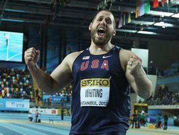 Райан Уитинг — чемпион мира