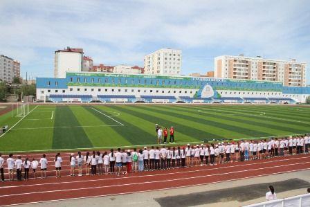Мастер-класс в Якутии
