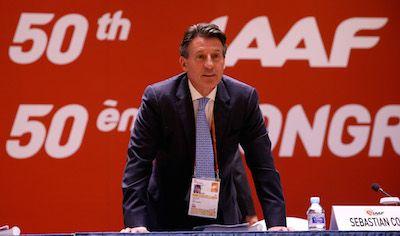 Себастьян Коэ – президент ИААФ
