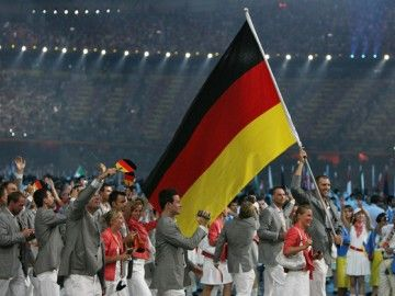 Олимпийская бундесманшафт