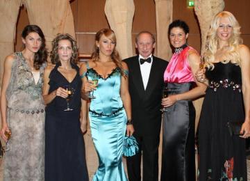 Россиянки блистали на балу