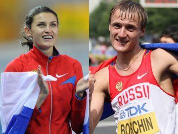 Журналисты выбрали Чичерову и Борчина