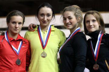 Савченко впервые стала чемпионкой России
