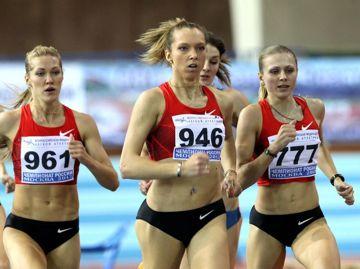 Победители в беге на 800 метров