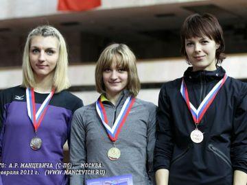 Победители на 200 метров и 2000 метров с препятствиями