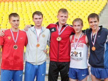 Морозов — чемпион России