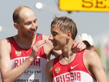 Двойная победа россиян