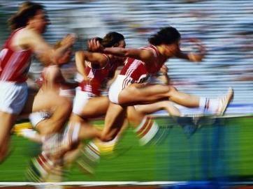 Победа легкой атлетики