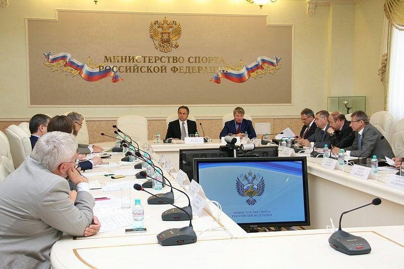 Заседание Оргкомитета чемпионата мира