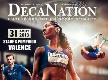 Вторые на DecaNation