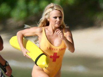 Памела Андерсон побежит марафон!