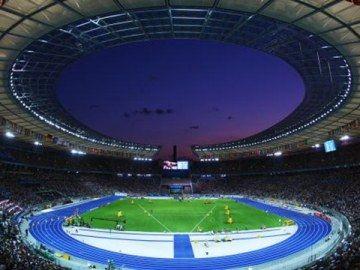 Чемпионат Европы – в Берлине