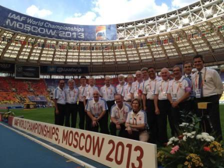 Российские судьи на высоте