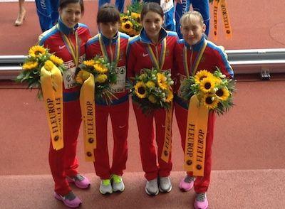 Россиянки третьи в марафонском кубке