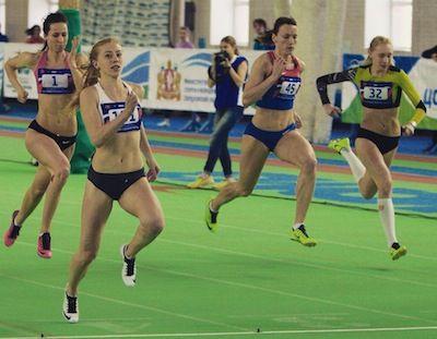 Рекордный спринт в Екатеринбурге