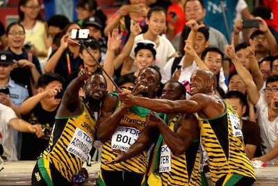 Болт — 11-кратный чемпион мира!