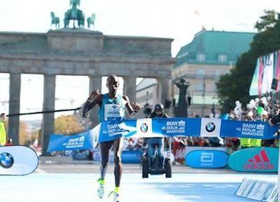 Берлин покорился кенийцам